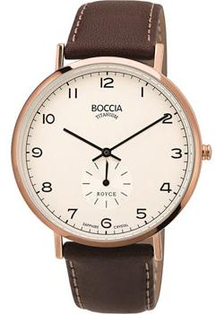 Boccia Часы Boccia 3592-02. Коллекция Royce boccia часы boccia 3590 05 коллекция royce