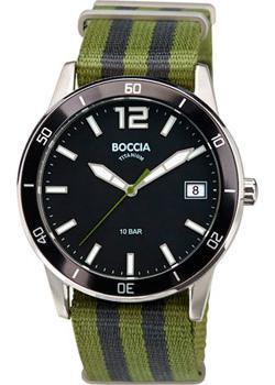Boccia Часы Boccia 3594-02. Коллекция Titanium boccia bcc 3210 01