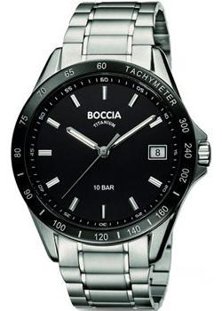 Boccia Часы Boccia 3597-02. Коллекция Titanium boccia bcc 3210 01