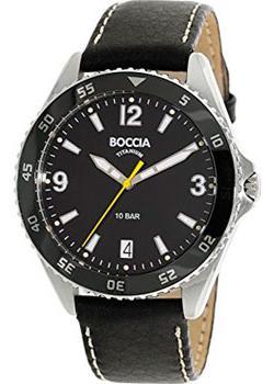 Boccia Часы Boccia 3599-02. Коллекция Titanium boccia часы boccia 3599 01 коллекция titanium