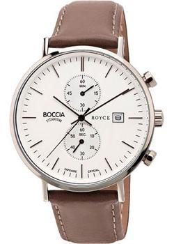 Boccia Часы Boccia 3752-01. Коллекция Royce часы феррари хронограф