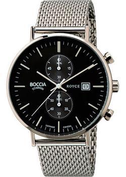 Boccia Часы Boccia 3752-02. Коллекция Royce boccia часы boccia 3590 05 коллекция royce