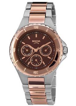 Boccia Часы Boccia 3760-03. Коллекция Titanium boccia часы boccia 3585 03 коллекция titanium