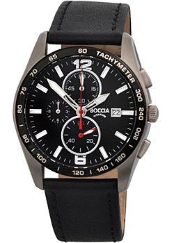 Boccia Часы Boccia 3767-01. Коллекция Sport цена и фото