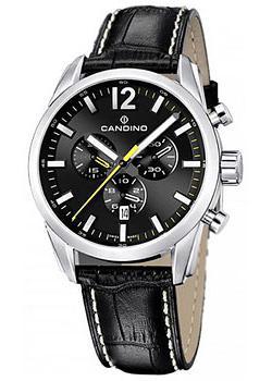 Candino Часы Candino C4408.9. Коллекция Chronograph candino часы candino c4511 2 коллекция classic