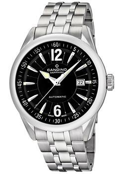Candino Часы Candino C4480.3. Коллекция Automatic candino c4526 4