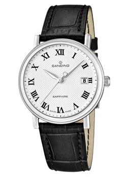 Candino Часы Candino C4487.4. Коллекция Class golden silver transparent hollow dial quartz men wrist watch stainless steel band casual sport watches man analog male clock gif page 9