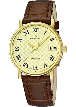 все цены на Candino Часы Candino C4489.4. Коллекция Class онлайн