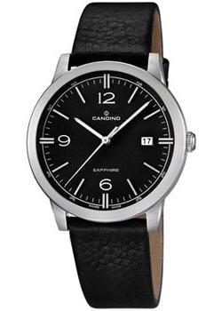 Candino Часы Candino C4511.4. Коллекция Classic everswiss часы everswiss 2787 lbkbk коллекция classic