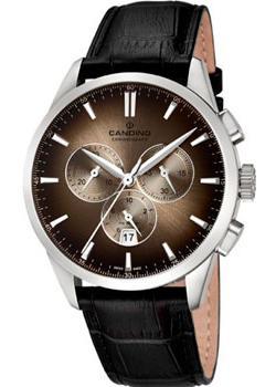 цена Candino Часы Candino C4517.6. Коллекция Chronograph онлайн в 2017 году