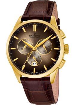 цена Candino Часы Candino C4518.6. Коллекция Chronograph онлайн в 2017 году