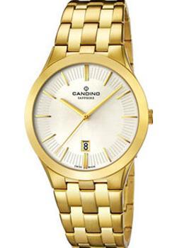 Candino Часы Candino C4541.1. Коллекция Classic everswiss часы everswiss 2787 lbkbk коллекция classic