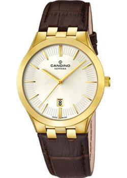 Candino Часы Candino C4546.1. Коллекция Classic everswiss часы everswiss 2787 lbkbk коллекция classic