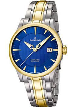 Candino Часы Candino C4549.2. Коллекция Classic everswiss часы everswiss 2787 lbkbk коллекция classic
