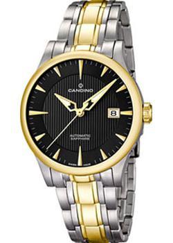 Candino Часы Candino C4549.4. Коллекция Classic everswiss часы everswiss 2787 lbkbk коллекция classic