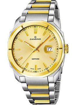 Candino Часы Candino C4587.1. Коллекция Classic everswiss часы everswiss 2787 lbkbk коллекция classic