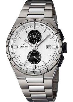 Candino Часы Candino C4603.1. Коллекция Titanium candino часы candino c4605 1 коллекция titanium