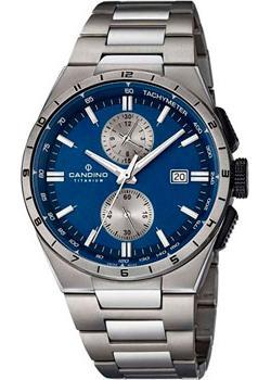 Candino Часы Candino C4603.2. Коллекция Titanium candino часы candino c4605 1 коллекция titanium