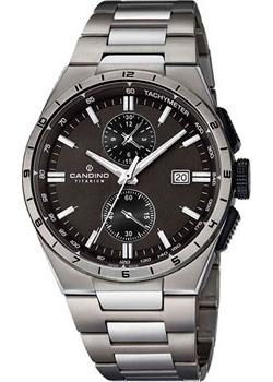 Candino Часы Candino C4603.3. Коллекция Titanium candino часы candino c4604 4 коллекция titanium