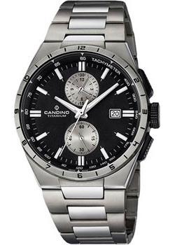 Candino Часы Candino C4603.4. Коллекция Titanium candino часы candino c4604 4 коллекция titanium