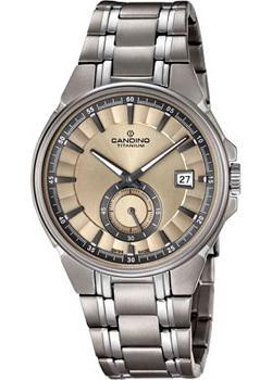 Candino Часы Candino C4604.2. Коллекция Titanium candino часы candino c4605 2 коллекция titanium