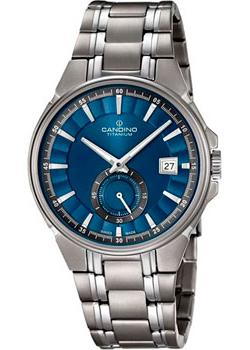 Candino Часы Candino C4604.3. Коллекция Titanium candino часы candino c4607 1 коллекция titanium