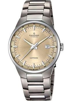 Candino Часы Candino C4605.2. Коллекция Titanium candino часы candino c4607 1 коллекция titanium