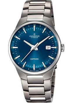 Candino Часы Candino C4605.3. Коллекция Titanium
