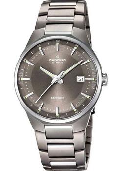 Candino Часы Candino C4605.4. Коллекция Titanium candino часы candino c4607 1 коллекция titanium