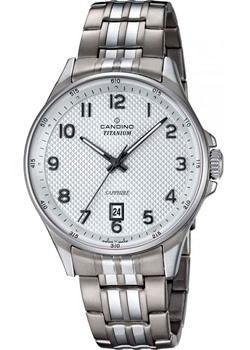 Candino Часы Candino C4606.1. Коллекция Titanium candino часы candino c4607 1 коллекция titanium