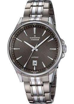 Candino Часы Candino C4606.3. Коллекция Titanium candino часы candino c4607 1 коллекция titanium