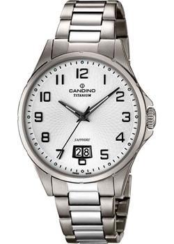 Candino Часы Candino C4607.1. Коллекция Titanium candino часы candino c4605 2 коллекция titanium