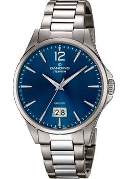 Candino Часы Candino C4607.2. Коллекция Titanium new luxury brand 100