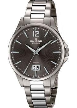 Candino Часы Candino C4607.3. Коллекция Titanium candino c4518 3