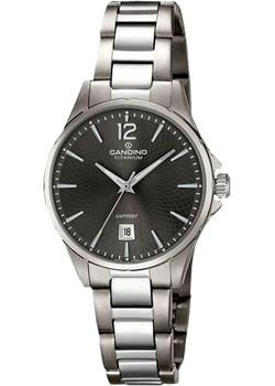 Candino Часы Candino C4608.3. Коллекция Titanium candino часы candino c4605 2 коллекция titanium
