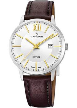 Candino Часы Candino C4618.2. Коллекция Classic candino classic c4458 4