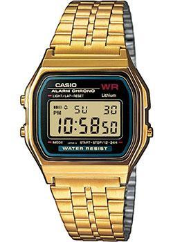 Casio Часы Casio A-159WGEA-1E. Коллекция Digital casio prw 6000y 1e