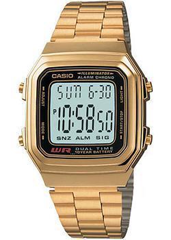 Casio Часы Casio A-178WGA-1A. Коллекция Digital
