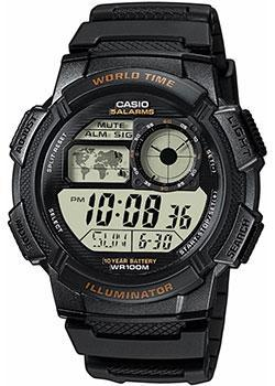 Casio Часы Casio AE-1000W-1A. Коллекция Digital casio ae 1000wd 1a