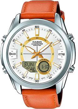 купить Casio Часы Casio AMW-810L-5A. Коллекция Ana-Digi онлайн