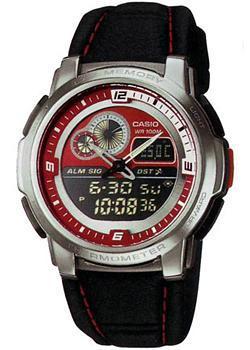 где купить Casio Часы Casio AQF-102WL-4B. Коллекция Ana-Digi по лучшей цене