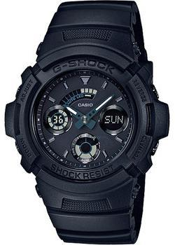 Casio Часы Casio AW-591BB-1A. Коллекция G-Shock бур bosch sds plus 1 10x100x160 2608680273