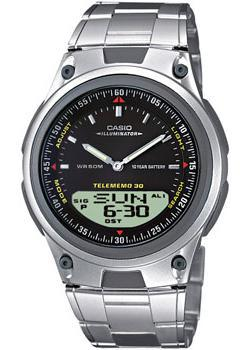 Casio Часы Casio AW-80D-1A. Коллекция Combinaton Watches