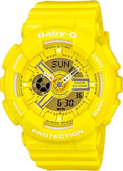 Casio Часы Casio BA-110BC-9A. Коллекция Baby-G