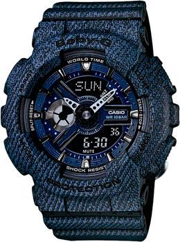 Casio Часы Casio BA-110DC-2A1. Коллекция Baby-G кварцевые часы детские casio baby g ba 110dc 2a2 blue