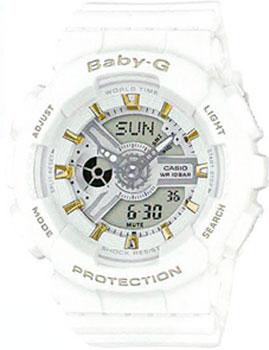 купить Casio Часы Casio BA-110GA-7A1. Коллекция Baby-G онлайн