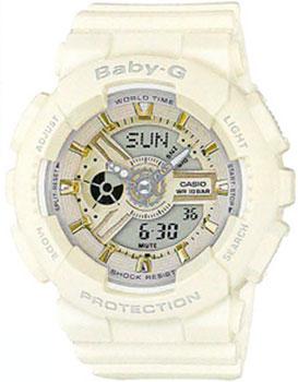 купить Casio Часы Casio BA-110GA-7A2. Коллекция Baby-G онлайн