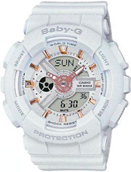 Casio Часы Casio BA-110GA-8A. Коллекция Baby-G casio ba 110ga 7a2