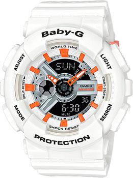 где купить Casio Часы Casio BA-110PP-7A2. Коллекция Baby-G по лучшей цене