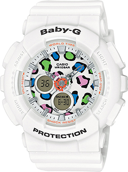 Casio Часы Casio BA-120LP-7A1. Коллекция Baby-G часы наручные casio часы baby g ba 110tr 7a